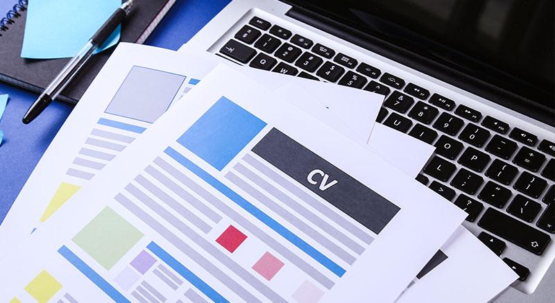 Jobsøgningsproces med optimeret ansøgnings- og CV materiale